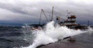 Meteoroloji Kuzey Ege için fırtına uyarısı yaptı