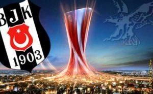 Şenol Güneş'le Beşiktaş Avrupa'da tarih yazıyor