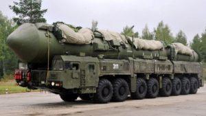 ABD Avrupa'yı Rus Füzeleri Konusunda Uyardı