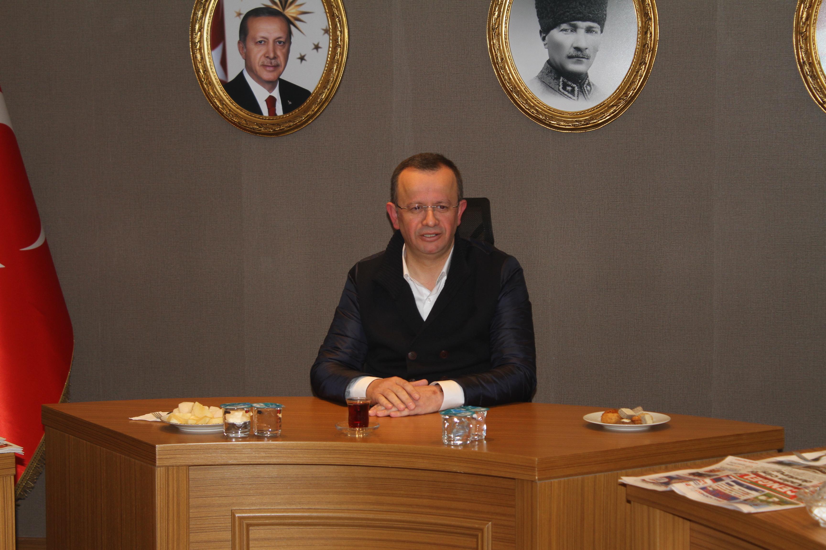 Türkiye'den önce Üsküdar konuşuldu