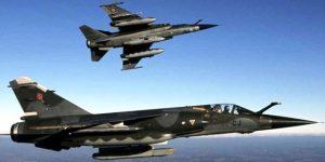 Rus savaş uçakları Ahrar-uş Şam ve İslam ordusunu hedef aldı