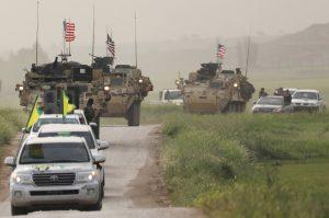 ABD Suriyeli Kürtlere ağır silah verilmesini onayladı