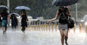 Dikkat şiddetli yağış geliyor !