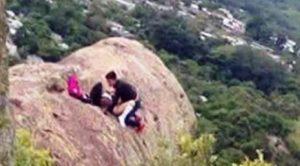 Agung Yanardağı'nın seks yapan dağcılar nedeniyle patladığı yolundaki batıl inanç