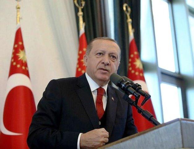 Cumhurbaşkanımız Sayın Recep Tayyip Erdoğan'ın WRC Mesajı