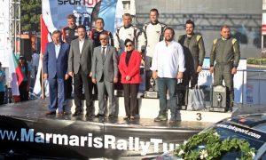 Marmaris Rallisinde WRC Antremanı