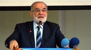 (SP) Genel Başkanı Karamollaoğlu, 'Biz karar verdik kimin telefonunda bylock çıktıysa biz hapse atarız' diyorlar gerçek manada uygulasınlar; AK Parti'nin yüzde 60'ı hapse girer