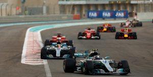 Abu Dhabi GP'yi Mercedes pilotu Valtteri Bottas kazandı