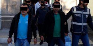 Dolandırıcılık çetesinden 5 kişi tutuklandı