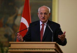 Türkiye Büyük Millet Meclisi , Başkanını Belirledi