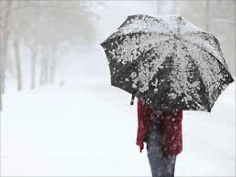 Meteoroloji Uyardı Kar Kapıda !