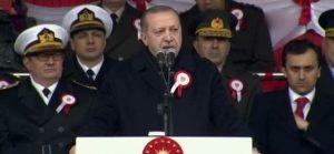 Cumhurbaşkanı Erdoğan Kara Harp Okulu Mezuniyet Töreninde Konuştu