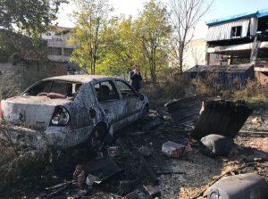 Bursa'da Tekstil Fabrikasında Patlama