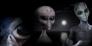"""Hellyer : """"Dört tür uzaylı Dünya'ya geldi fakat onları vurduk """""""