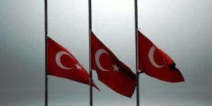 Mısır'daki terör saldırısı nedeniyle Türkiye'de 1 günlük yas ilan edildi