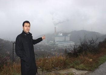 "Zonguldak Çatalağzı'nda  ""Çevre "" Felaketi!"