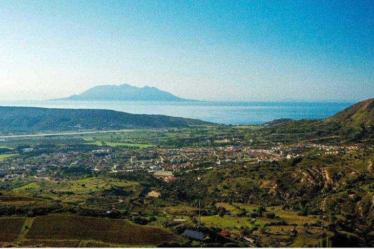 Turizm Cenneti Gökçeada'ya Altın Madeni İçin Sondaj