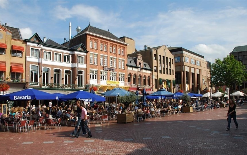 Hollanda'da Hava Kirliliğine Mekanik Yollarla Çözüm Bulundu