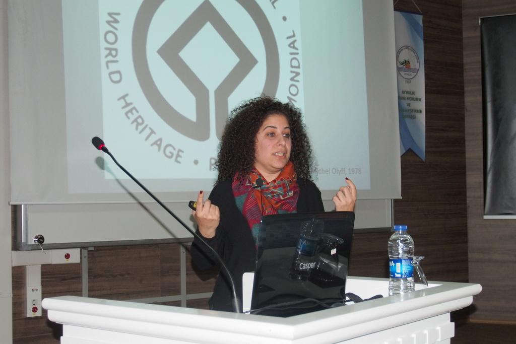 Nihai Hedef Unesco Değil Ayvalık'ı Korumak  Olmalı