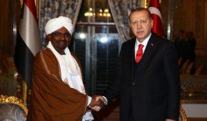 Recep Tayyip Erdoğan, Ömer El Beşir İle Bir Araya Geldi