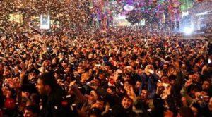 Beşiktaş'ta Yılbaşı Kutlamaları İptal Kararı