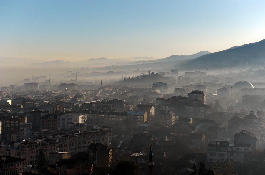 Bursa'da Beklenmedik Kalp Krizlerinin Sebebi Hava Kirliliği