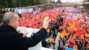 Cumhurbaşkanı Erdoğan; Burası sözün bittiği yerdir, bu böyle bilinsin