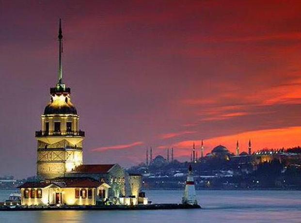 İstanbul  15' inci Sırada