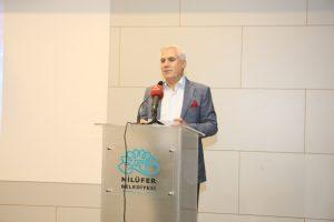 Bursa Nilüfer'in Işık Kirliliği  Ölçüldü