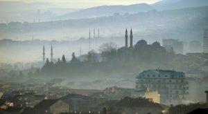 Bursa'da Hava Kirliliğinde Vahim Boyut