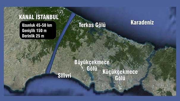 Kanal İstanbul Açılınca Marmara Ölü Bir Denize  Dönüşebilir