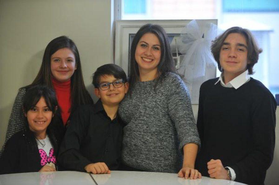Piyano Dahilerinin Bursa'daki Avcısı Elena Çekiç