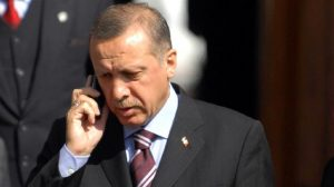 Cumhurbaşkanı Erdoğan, NATO Genel Sekreteri Stoltenberg İle Telefonda Görüştü