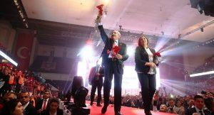 CHP 36. Olağan Kurultayı devam ediyor Genel Başkan Kemal Kılıçdaroğlu seçildi