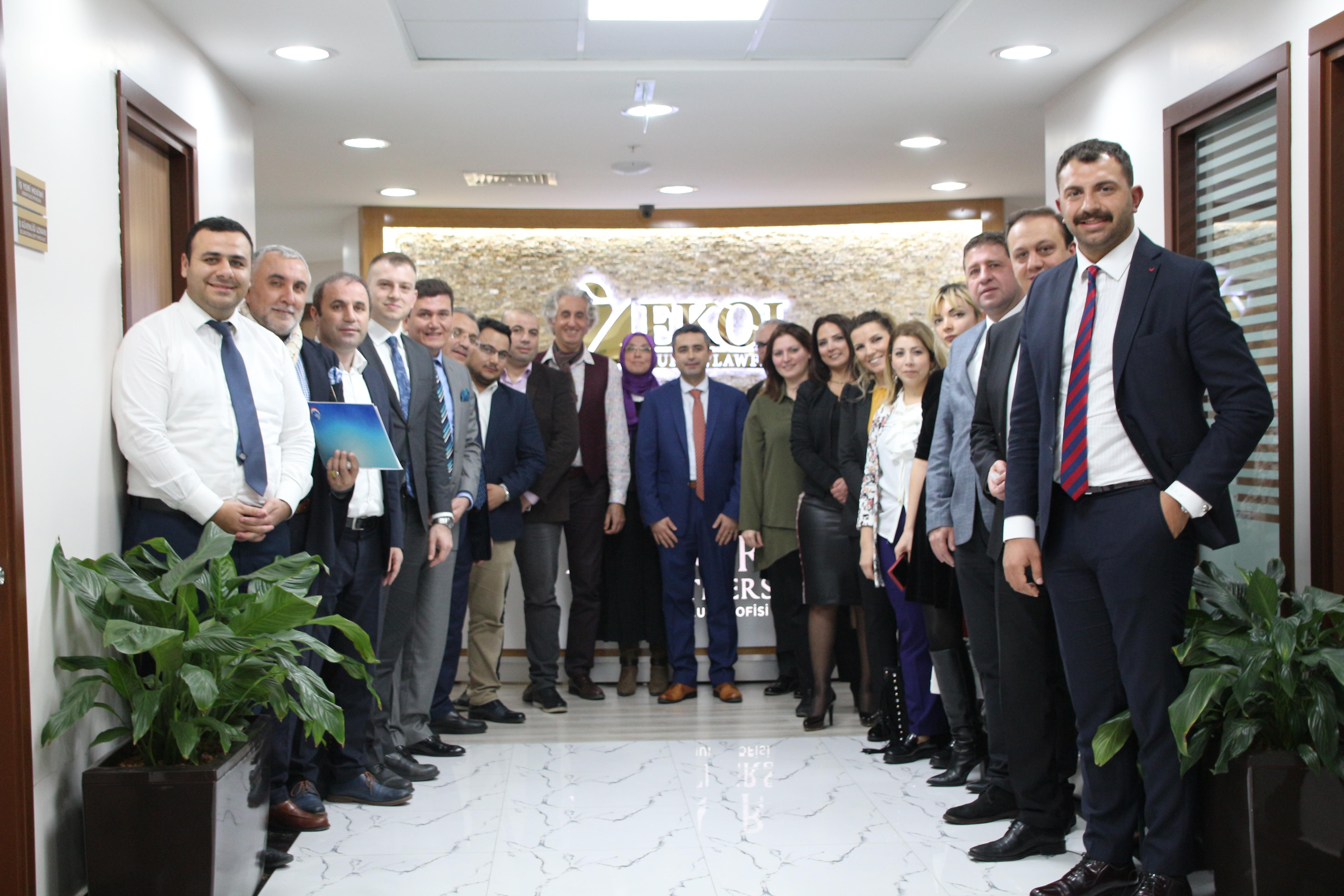 İstanbul Sağlık Turizm Derneği Toplandı