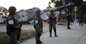 Helikopter inmeye çalışırken kalabalığın ortasına düştü 14 ölü, 15 yaralı