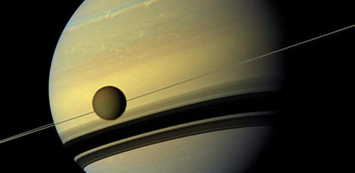 Nasa,Titan Uydusunda Yeni Yaşam Belirtileri Buldu