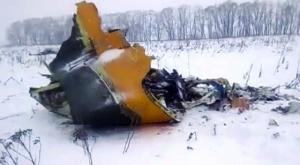 71 yolcuyu taşıyan Saratov Havayolları'na bağlı Rus yolcu uçağından kurtulan olmadı