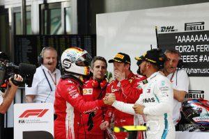 F1'de 2018'in İlk Galibi Ferrari Pilotu Sebastian Vettel Oldu