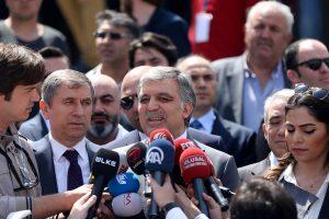 Abdullah Gül'den Cumhurbaşkanlığı Adaylığı Açıklaması