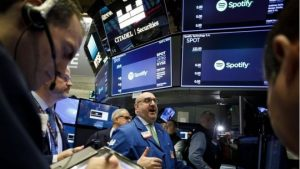 Spotify Halka Açıldı, 30 Milyon Hisse El Değiştirdi