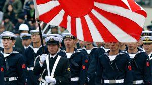 Japonya'da Kyushu Adası'ndaki Tatbikata 1500 Deniz Piyadesi Katıldı