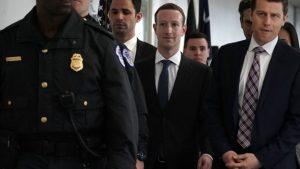 Zuckerberg Veri Güvenliği Konusunda İfade Verecek