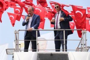 İnce'den ; Bahçeli'ye Milliyetçiliği ayaklar altına aldım diyen birine, şehitlere kelle diyen birine götürüp MHP'yi yaslamaya çalıştı