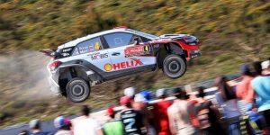 Çırağan Palace  Kempinski'de Dünya Ralli Şampiyonası (WRC)'ye ilk start