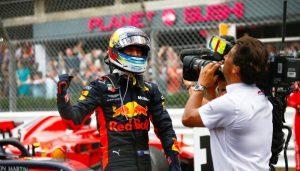 Monaco GP'yi Red Bull pilotu Daniel Ricciardo kazandı