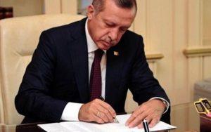 Cumhurbaşkanı Erdoğan, 20 Yeni Üniversite Kurulması, Uyum Yasası Ve Emeklilere İkramiye Ödenmesi Gibi Düzenlemeleri İçeren 3 Kanunu Onayladı