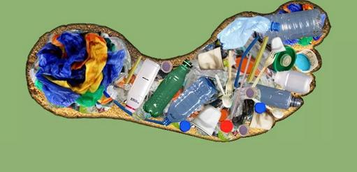 Plastik Ayak  İzimizi Değiştirmek Mümkün