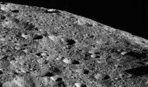 Plüton'da Donmuş Metan Kumulları Keşfedildi