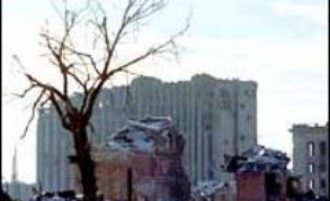 Çeçenistan'da Çevre Felaketi